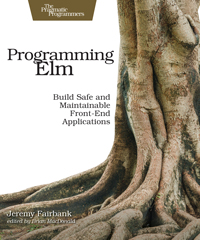 Programming Elm Book Cover